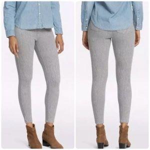 1c318c7e2 SPANX Pants - SPANX Jean-ish Ankle Leggings NWT Gray Python